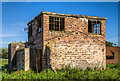 SJ8625 : WWII Staffordshire: RAF Seighford - Watch Office/Control Tower (2) by Mike Searle