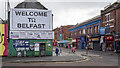 J3374 : Welcome To Belfast by Rossographer