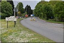 TQ5844 : Entering Southborough, A26 by N Chadwick