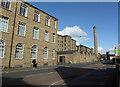 SE1416 : Former textile mills, Firth Street, Huddersfield by Chris Allen
