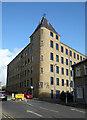 SE1415 : The former Priestroyd Mills, Huddersfield by Chris Allen