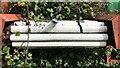 TQ2215 : Farm equipment and brambles at Swains Farm by Ian Cunliffe