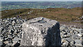 J0220 : Spider, Slieve Gullion Triangulation Pillar by Rossographer