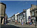 SD6178 : Tourist Information, Main Street, Kirkby Lonsdale by Stephen Craven