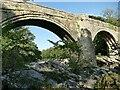 SD6178 : Devil's Bridge over the River Lune by Stephen Craven