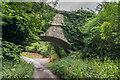 SO5874 : Bennettsend Bridge by Ian Capper