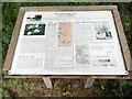 SU9295 : Information Board at Penn Street Common (1) by David Hillas