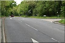 TQ5743 : A26, Bidborough Corner by N Chadwick