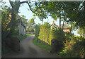 SX8971 : Tuckett's Farm by Derek Harper