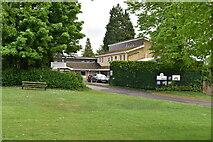 TQ5742 : Meadows School by N Chadwick