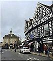 SP2864 : Top of Swan Street, Warwick by Robin Stott
