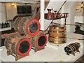 SU6200 : HMS Warrior - Rum Kegs by Colin Smith