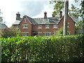 SO5045 : Church Farmhouse (Moreton on Lugg) by Fabian Musto