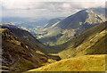 NN1565 : Looking down Coire a' Mhusgain by Nigel Brown