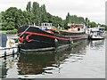 TQ1768 : Kingston - Dutch Barge by Colin Smith