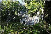 NS2301 : Quarry Buildings by Anne Burgess