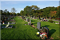 NZ4320 : Durham Road Cemetery, Stockton on Tees by Ian S