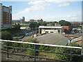 SP0887 : Lawley Middleway and Lawford Close businesses, Vauxhall, Birmingham by Robin Stott