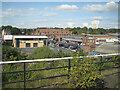 SP0887 : Lawford Close businesses, Vauxhall, Birmingham by Robin Stott
