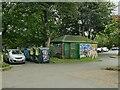 SE2835 : Woodhouse Moor: public toilets by Stephen Craven