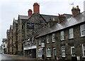 SH4938 : George IV Hotel, Criccieth by Chris Heaton