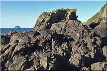 NX0986 : Rock Stacks by Anne Burgess