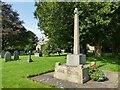 SD6592 : Sedbergh war memorial by Stephen Craven