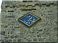 SD6592 : Sedbergh St Andrew - clock dial by Stephen Craven
