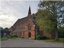 TQ1195 : Oxhey: Church of St Matthew (1) by Nigel Cox
