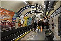 TQ2678 : Piccadilly Line, South Kensington Station by N Chadwick