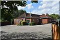 TM1852 : Witnesham Primary School by Simon Mortimer