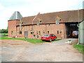 SO5868 : Burford Farm by P Gaskell