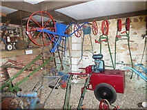 SU8543 : A fascinating visit to Tilford's Rural Life Living Museum (9) by Basher Eyre