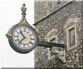 TR1557 : Canterbury - St George's Clock by Colin Smith