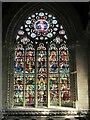 SE9645 : St  Mary's  Parish  Church.  East  Window by Martin Dawes