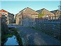 SX8571 : Bradley Mills, Newton Abbot by Chris Allen