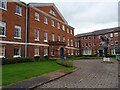SO5139 : Former Hereford General Hospital by Philip Halling