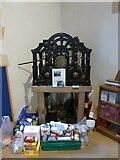 SU2771 : Inside Holy Cross, Ramsbury (a) by Basher Eyre