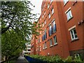 SK9771 : Park Court, Lincoln by Oliver Mills