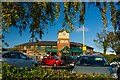 SK9670 : Morrisons Supermarket, Tritton Road, Lincoln by Oliver Mills