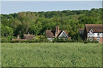 TQ6145 : Park Farmhouse by N Chadwick