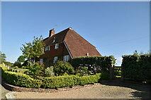 TQ6245 : Church Farmhouse by N Chadwick