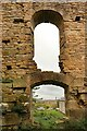 NY9084 : Engine house, Ridsdale Ironworks by Andrew Curtis
