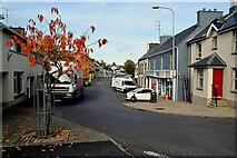 H3374 : Main Street, Drumnaforbe (Drumquin) by Kenneth  Allen