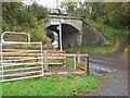 NT7534 : Cyclepath at Sprouston by Jim Barton