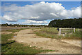 SP3314 : Concrete Road from an Old Airfield by Des Blenkinsopp