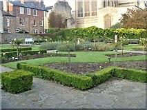 TL8564 : Bury St Edmunds Abbey precincts [19] by Michael Dibb