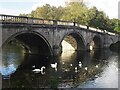SK6273 : The recently restored Clumber Bridge by Graham Hogg