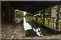 SK2957 : The Terminus of the Cromford Canal, Derbyshire by Andrew Tryon