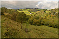 SK1473 : Footpath to Millers Dale, Derbyshire by Andrew Tryon